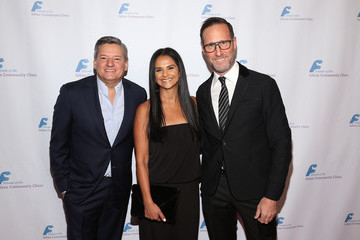 Ted Sarandos Bela Bajaria Friends Of The Saban Community Clinic's 42nd Annual Gala - Red Carpet