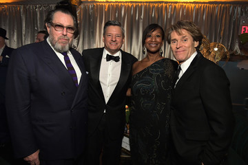 Ted Sarandos Nicole Avant Netflix 2019 Golden Globes After Party