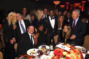Ted Sarandos Nicole Avant 2016 Pre-GRAMMY Gala And Salute to Industry Icons Honoring Irving Azoff - Backstage And Audience