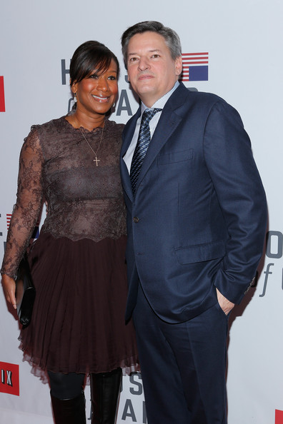 Ted Sarandos and Nicole Avant Photos Photos - Netflix's