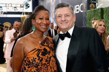 Ted Sarandos Nicole Avant IMDb LIVE After The Emmys 2018