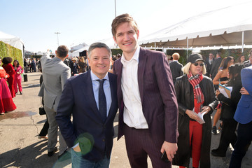 Ted Sarandos 2020 Film Independent Spirit Awards  - Cocktail Reception