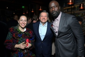Ted Sarandos Ted's 2020 NAACP Nominees Toast