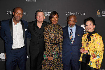 Ted Sarandos Pre-GRAMMY Gala And GRAMMY Salute To Industry Icons Honoring Clarence Avant – Arrivals