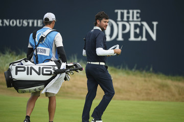Ted Scott 147th Open Championship - Previews