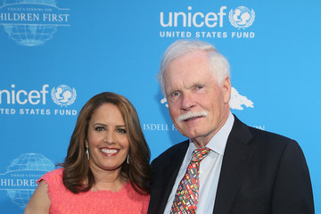 Ted Turner UNICEF's Evening for Children First to Honor Ted Turner