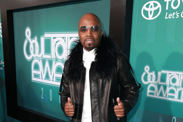 Teddy Riley BET Presents: 2017 Soul Train Awards - Red Carpet & Arrivals