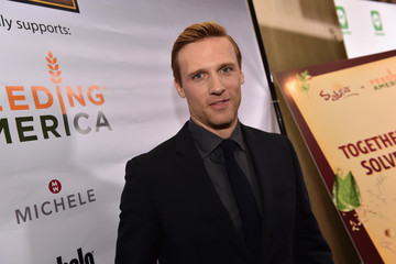 Teddy Sears Critics' Choice Television Awards Cocktails