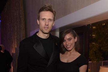 Teddy Sears 17th Costume Designers Guild Awards With Presenting Sponsor Lacoste - Cocktail Reception