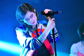 Tegan Quin Tegan And Sara Featuring JR JR Play Private Show For Fans & Hilton HHonors Members As Part Of 2016 Hilton Concert Series