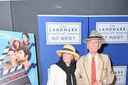 Writer Gay Talese and wife Nan A. Talese attend the New York screening of 'Tel Aviv On Fire' at Landmark 57 on July 23, 2019 in New York City.