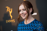 Actress Alyson Hannigan attends the Television Academy's Performers Peer Group Celebration at NeueHouse Hollywood on August 20, 2018 in Los Angeles, California.