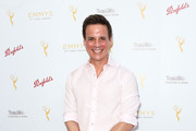 Actor Christian LeBlanc attends the Television Academy's Performers Peer Group Hold Cocktail Reception to Celebrate the 67th Emmy Awards at the Montage Beverly Hills Hotel on August 24, 2015 in Beverly Hills, California.
