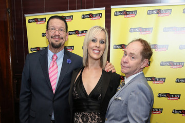 Teller The 'Penn & Teller on Broadway' Opening Night After Party