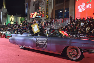 Teller 2015 Hollywood Christmas Parade