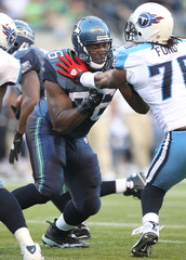 Jacob Ford Tennessee Titans v Seattle Seahawks