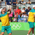 Chris Guccione Photos - John Peers and Chris Guccione of Australia in action against Juan Martin Del Potro and Maximo Gonzalez of Argentina in their first round doubles match on Day 1 of the Rio 2016 Olympic Games at the Olympic Tennis Centre on August 6, 2016 in Rio de Janeiro, Brazil. - Tennis - Olympics: Day 1