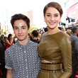 Teo Halm Arrivals at the MTV Movie Awards — Part 3