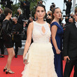 Teodora Djuric 'Invisible Demons' Red Carpet - The 74th Annual Cannes Film Festival