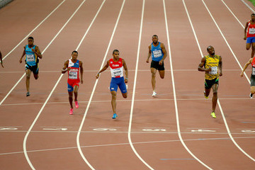 Teray Smith 15th IAAF World Athletics Championships Beijing 2015 - Day Four