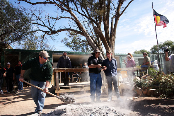 World's Number One Chef Rene Redzepi Forages In South Australia