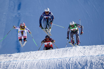 Terence Tchiknavorian FIS Freestyle Ski World Cup - Men's and Women's Ski Cross