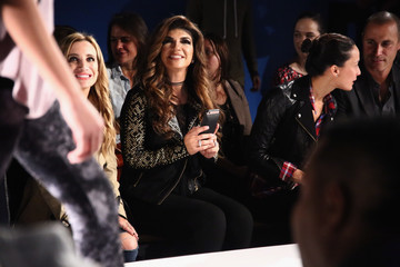 Teresa Giudice City Point, Kids Foot Locker, and Haddad Brands Present BKLYN Rocks - Backstage and Front Row