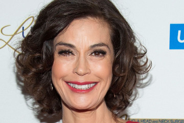 Teri Hatcher Arrivals at the UCLA Luminary Awards
