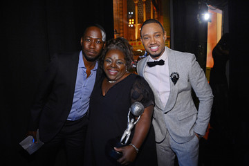 Terrance Jenkins 44th NAACP Image Awards - Backstage And Audience
