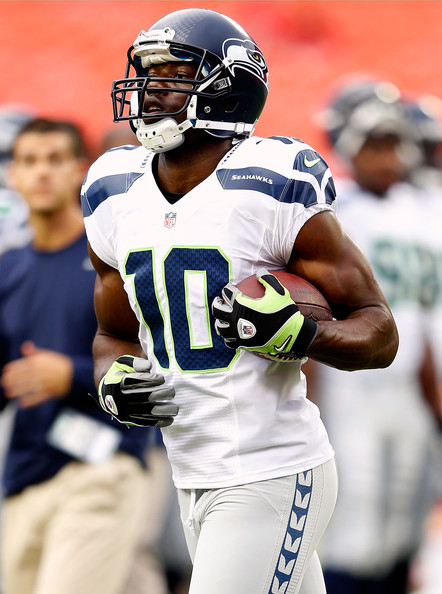 finest selection 1c548 df272 Terrell Owens Photos Photos - Seattle Seahawks v Kansas City ...