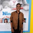 Terrell Ransom Jr. Premiere of EuropaCorp's 'Nine Lives' - Arrivals