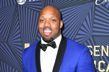 Terrell Suggs BET Presents the American Black Film Festival Honors - Red Carpet