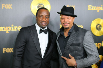 Terrence Howard 'Empire' Premieres in Hollywood