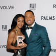 Terrence Jenkins The 2018 #REVOLVEAWARDS With FIJI Water