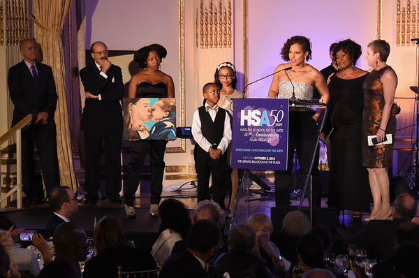 Harlem School of the Arts Hosts 50th Anniversary Kickoff at the Plaza