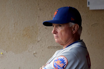 Terry Collins New York Mets v New York Yankees