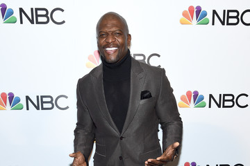 Terry Crews NBC And The Cinema Society Host A Party For The Casts Of NBC Midseason 2020