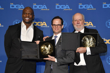 Terry Crews 72nd Annual Directors Guild Of America Awards - Press Room