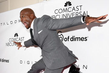 Terry Crews 2015 March of Dimes Celebration of Babies - Arrivals