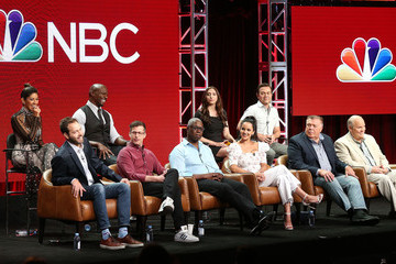 Terry Crews Andy Samberg Summer 2018 TCA Press Tour - Day 15