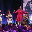 Terry Crews Steven Tyler's Third Annual GRAMMY Awards Viewing Party To Benefit Janie's Fund Presented By Live Nation - Inside