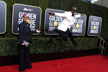Terry Crews 76th Annual Golden Globe Awards - Arrivals