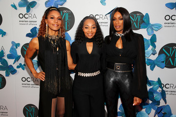 Terry Ellis En Vogue Ovarian Cancer Research Alliance Presents Style Lab At Gotham Hall NYC, Hosted By Maggie Gyllenhaal And Kate Mara