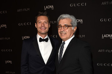 Terry Semel Arrivals at the LACMA Art + Film Gala — Part 2