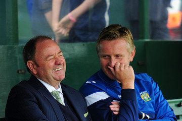 Terry Skiverton Yeovil Town v Swindon Town - Sky Bet League One