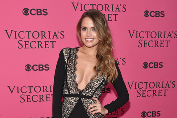 Tess Christine 2015 Victoria's Secret Fashion Show - Pink Carpet Arrivals