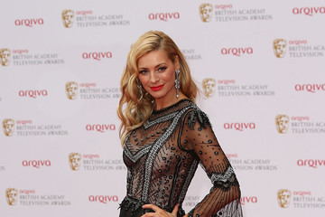 Tess Daley Arrivals at the BAFTA TV Awards — Part 10