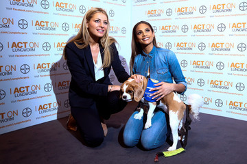 Tess Daly Second Day of Crufts