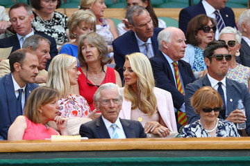 Tess Daly Day Two: The Championships - Wimbledon 2018