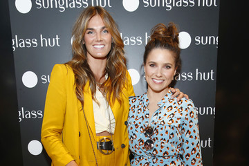 Tessa Barton Sunglass Hut's Made for Summer Event Featuring Sophia Bush